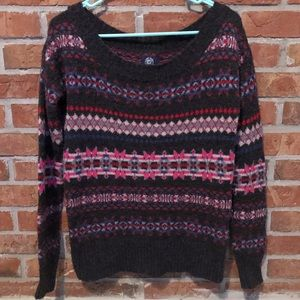 AEO Lightweight Wool Blend Sweater